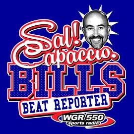 Sal Capaccio Bills Beat Reporter