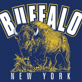 Buffalo New York Logo Design & T-Shirt Screen Imprint