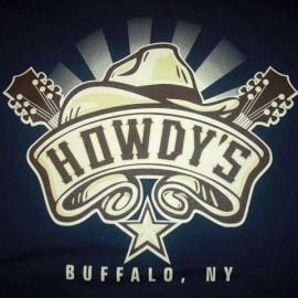 Howdy's Buffalo, NY T-Shirts