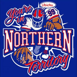 You're in Northern Territory Logo & T-Shirt Design