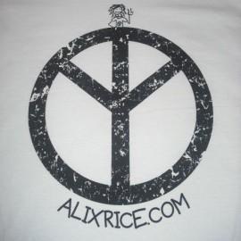 Ali Rice Custom Print Tee