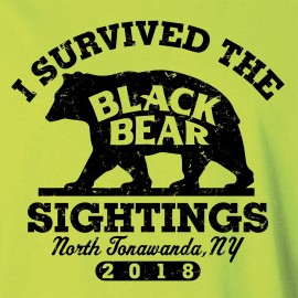 I Survived The Black Bear Sightings